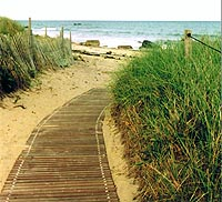 Beach Walkways, Teak/Ipe, Marthau0027s Vineyard.
