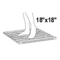 "18"" Wide x 18"", Narrow Spacing, Trex®"