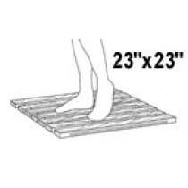 "23"" Wide x 23"", Narrow Spacing, Trex®"