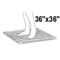 "36"" Wide x 36"", Narrow Spacing, Trex®"
